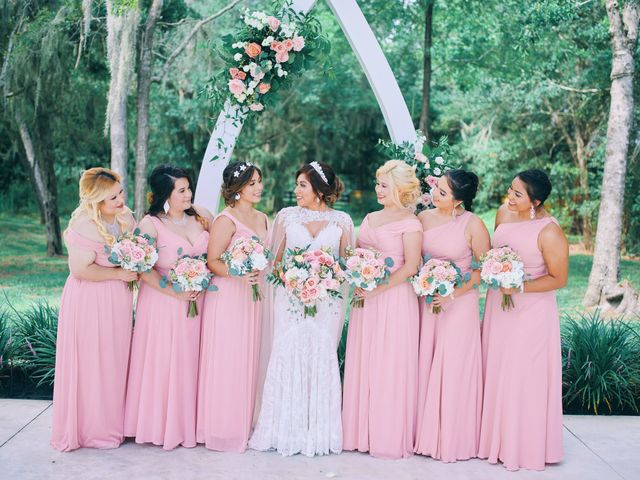 Alejandro and Crystal's Wedding in Wallisville, Texas 69