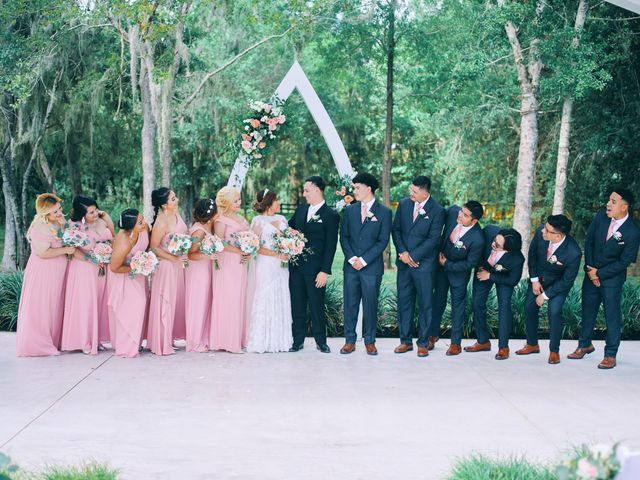 Alejandro and Crystal's Wedding in Wallisville, Texas 70