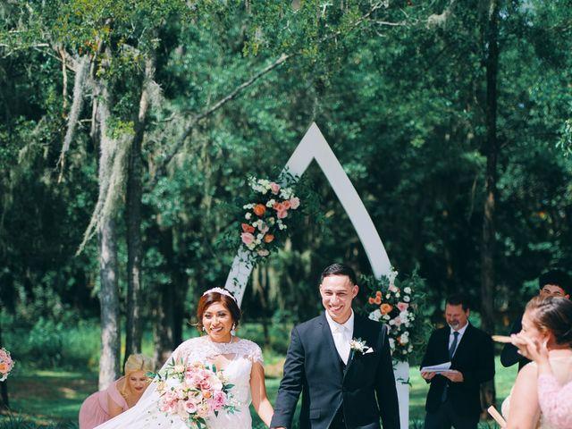 Alejandro and Crystal's Wedding in Wallisville, Texas 72