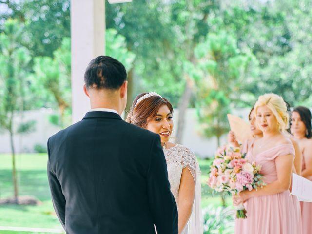 Alejandro and Crystal's Wedding in Wallisville, Texas 80