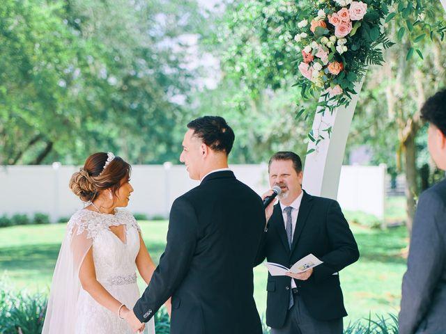 Alejandro and Crystal's Wedding in Wallisville, Texas 81