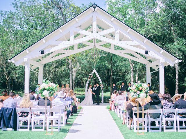 Alejandro and Crystal's Wedding in Wallisville, Texas 82