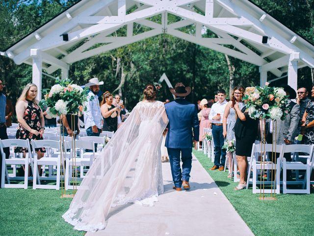 Alejandro and Crystal's Wedding in Wallisville, Texas 85