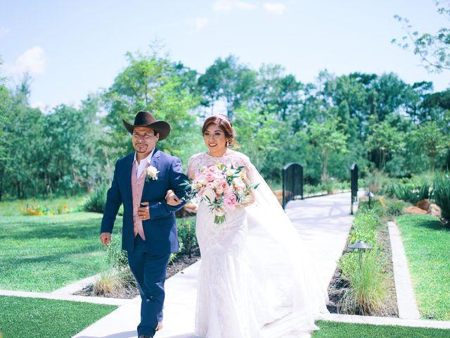 Alejandro and Crystal's Wedding in Wallisville, Texas 86