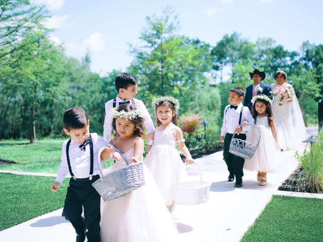 Alejandro and Crystal's Wedding in Wallisville, Texas 87