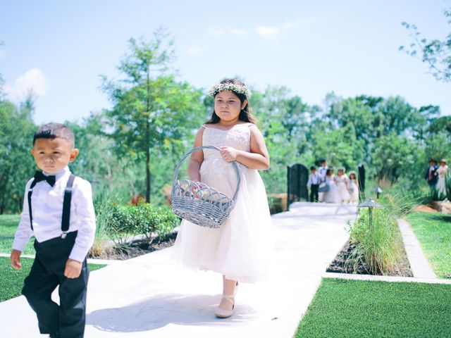 Alejandro and Crystal's Wedding in Wallisville, Texas 88