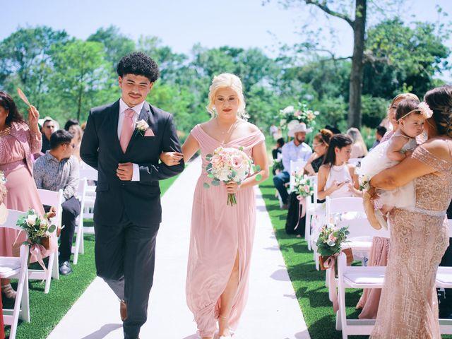 Alejandro and Crystal's Wedding in Wallisville, Texas 90
