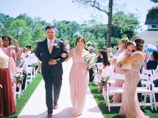 Alejandro and Crystal's Wedding in Wallisville, Texas 91