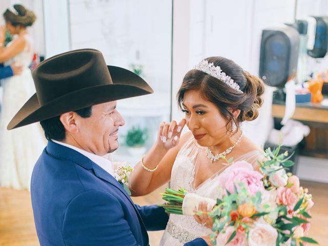 Alejandro and Crystal's Wedding in Wallisville, Texas 97