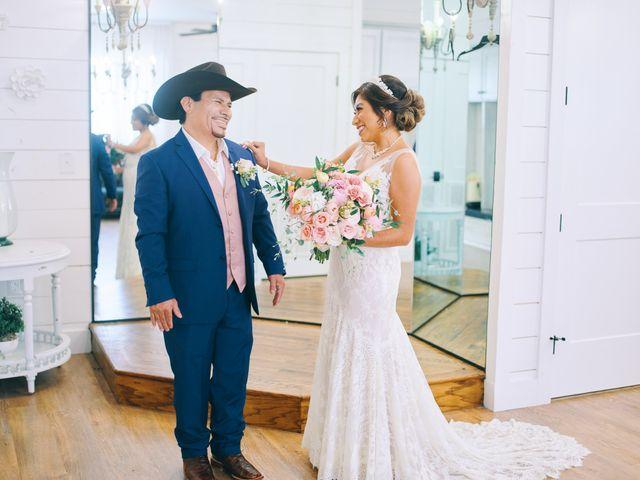 Alejandro and Crystal's Wedding in Wallisville, Texas 98