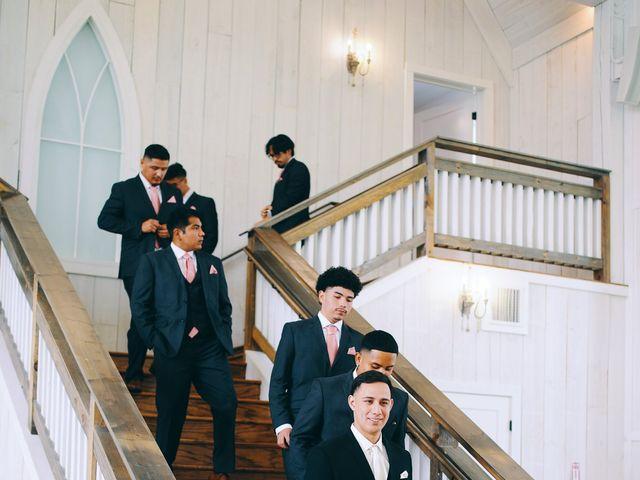 Alejandro and Crystal's Wedding in Wallisville, Texas 116