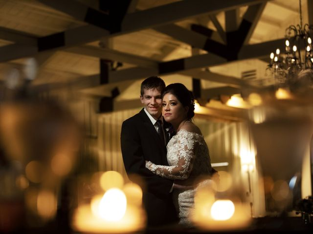 Gina and Ryan's Wedding in Austin, Texas 8