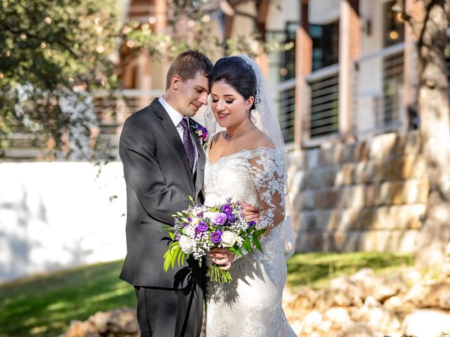 Gina and Ryan's Wedding in Austin, Texas 10