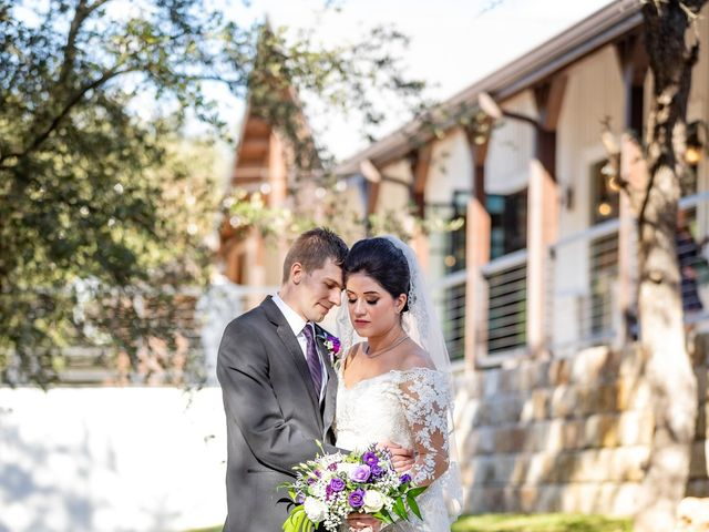 Gina and Ryan's Wedding in Austin, Texas 11