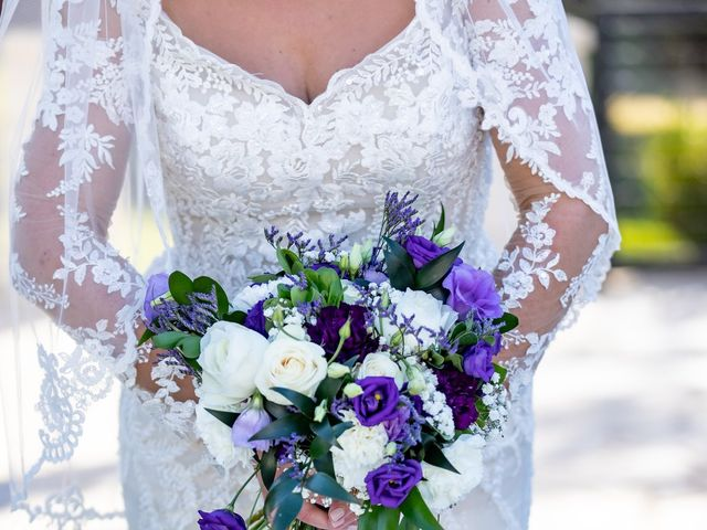 Gina and Ryan's Wedding in Austin, Texas 13
