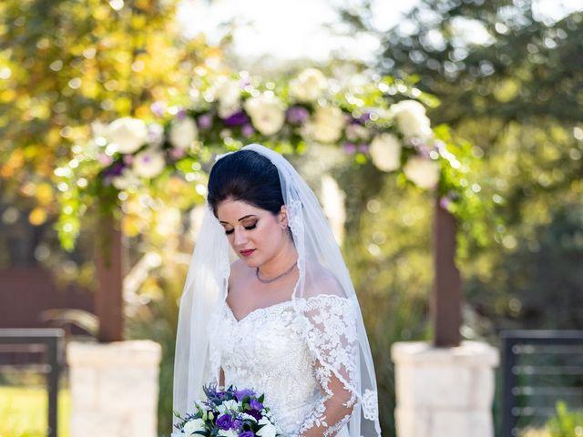 Gina and Ryan's Wedding in Austin, Texas 16