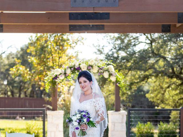 Gina and Ryan's Wedding in Austin, Texas 17