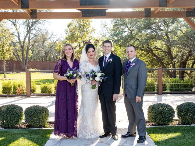 Gina and Ryan's Wedding in Austin, Texas 20