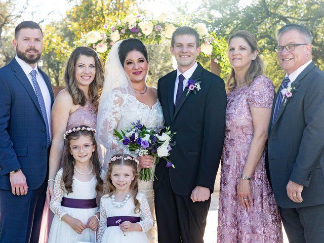 Gina and Ryan's Wedding in Austin, Texas 22