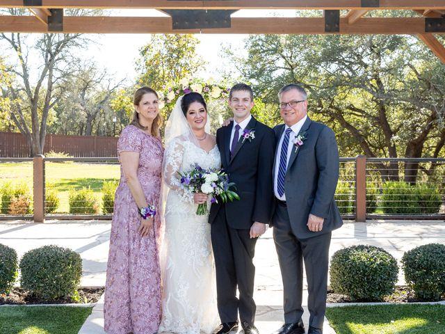 Gina and Ryan's Wedding in Austin, Texas 23