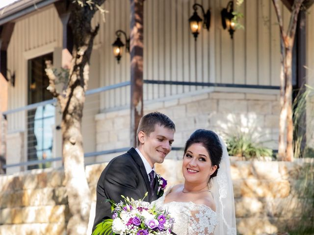 Gina and Ryan's Wedding in Austin, Texas 28