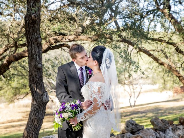 Gina and Ryan's Wedding in Austin, Texas 29