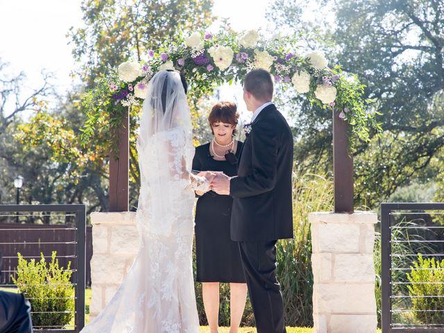 Gina and Ryan's Wedding in Austin, Texas 32