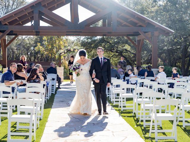 Gina and Ryan's Wedding in Austin, Texas 33