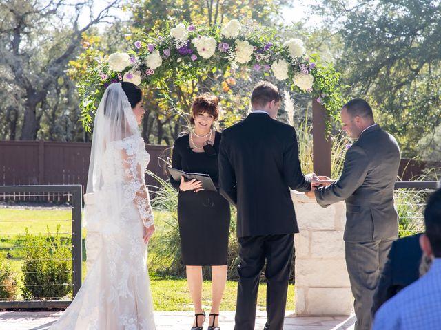 Gina and Ryan's Wedding in Austin, Texas 36