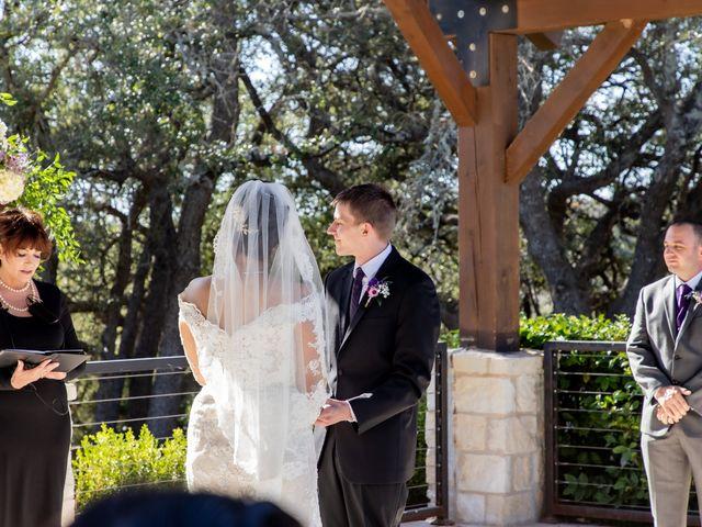 Gina and Ryan's Wedding in Austin, Texas 37
