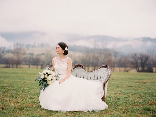Krista and Carter's Wedding in Charlottesville, Virginia 1