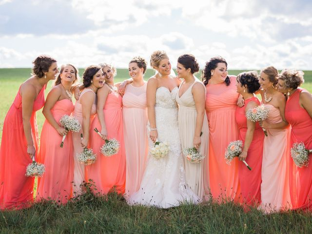 Emily and Josh's Wedding in Curtis, Michigan 3