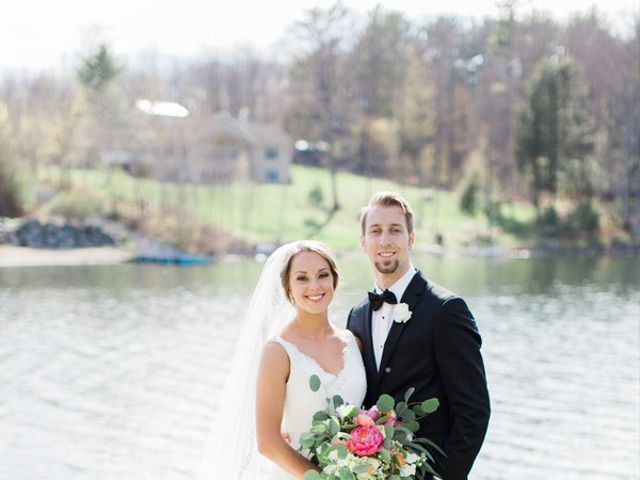 The wedding of Brian and Julianna
