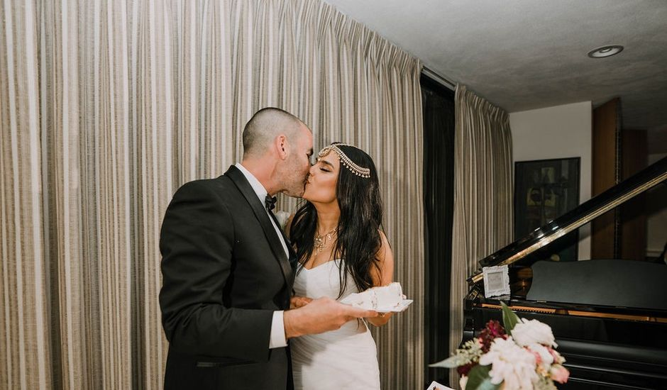 Barrett  and Kiran 's Wedding in Palm Springs, California