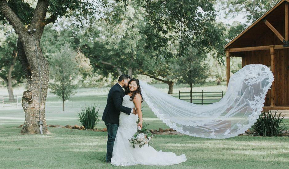 Oscar Deleija and Cristina Olvera's Wedding in Azle, Texas