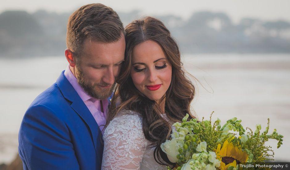 Masha and Sam's Wedding in Monterey, California