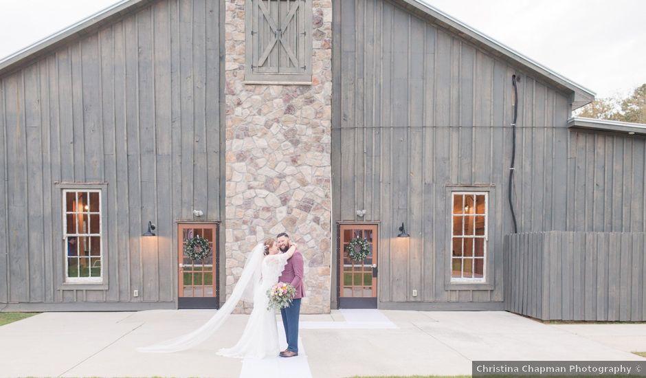 Harrison and Bre's Wedding in Bear Creek, North Carolina