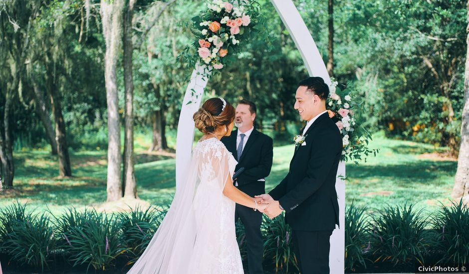 Alejandro and Crystal's Wedding in Wallisville, Texas