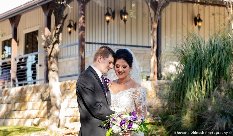 Gina and Ryan's Wedding in Austin, Texas