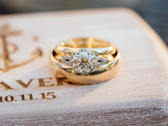 Olivia and Lou's Wedding in Essex, Maryland 1