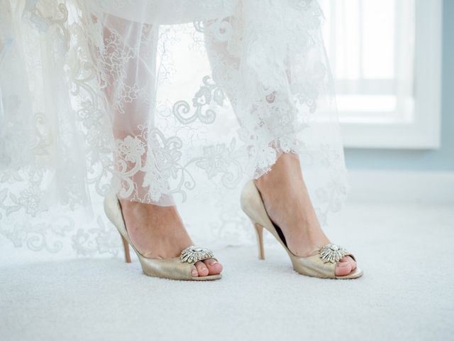 Olivia and Lou's Wedding in Essex, Maryland 3