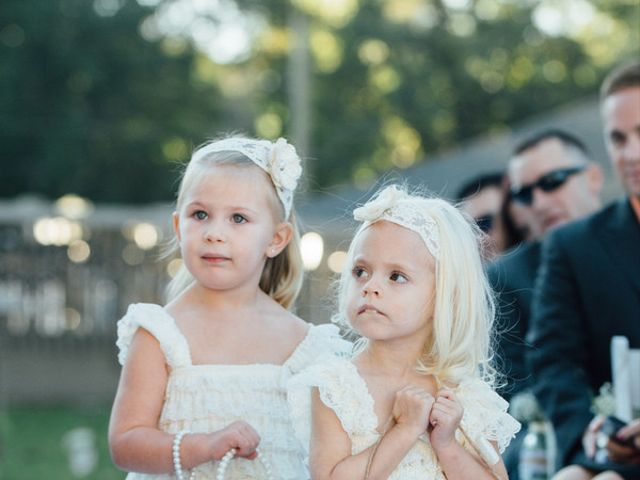 Olivia and Lou's Wedding in Essex, Maryland 10