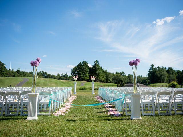 Gloria and Tyson's Wedding in Kingston, Massachusetts 14