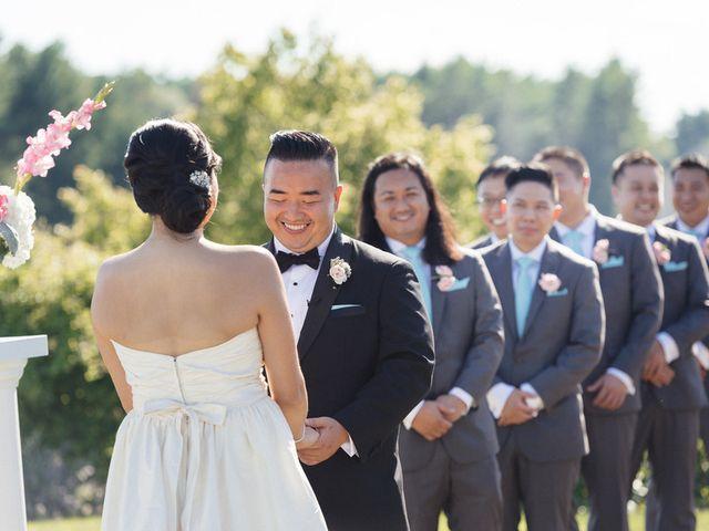 Gloria and Tyson's Wedding in Kingston, Massachusetts 15