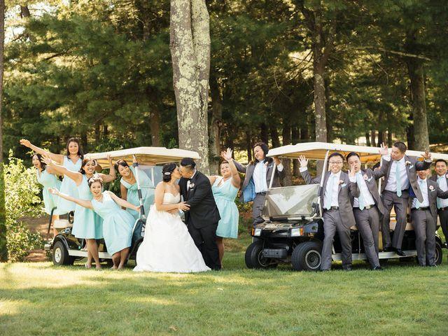 Gloria and Tyson's Wedding in Kingston, Massachusetts 17