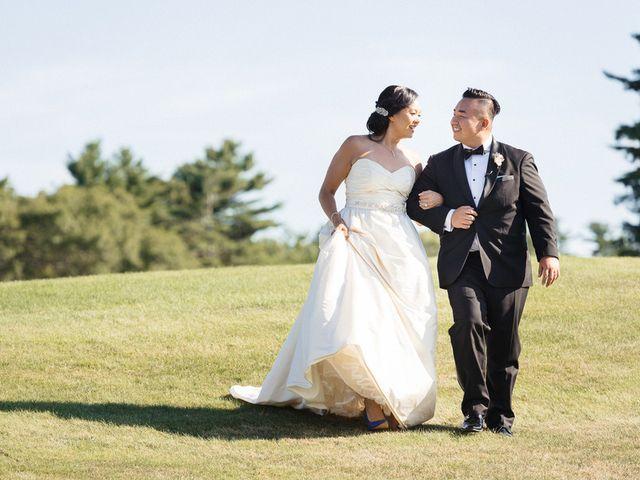 Gloria and Tyson's Wedding in Kingston, Massachusetts 19