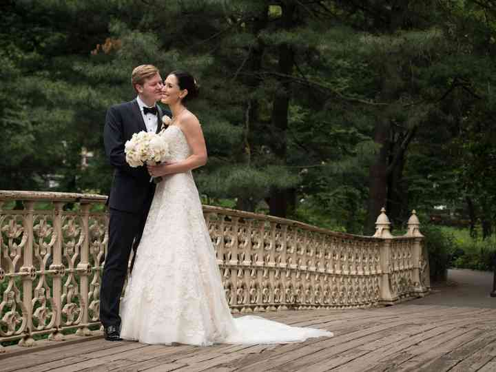 The wedding of Kimberly and Christian