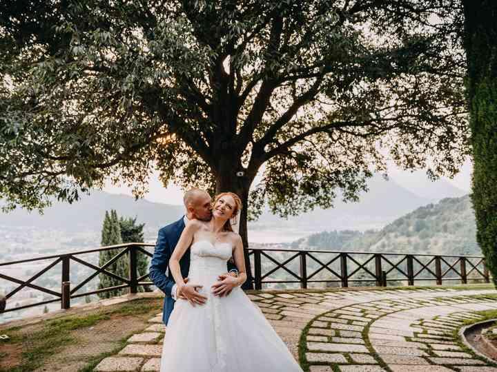 The wedding of Natasha and Fabio