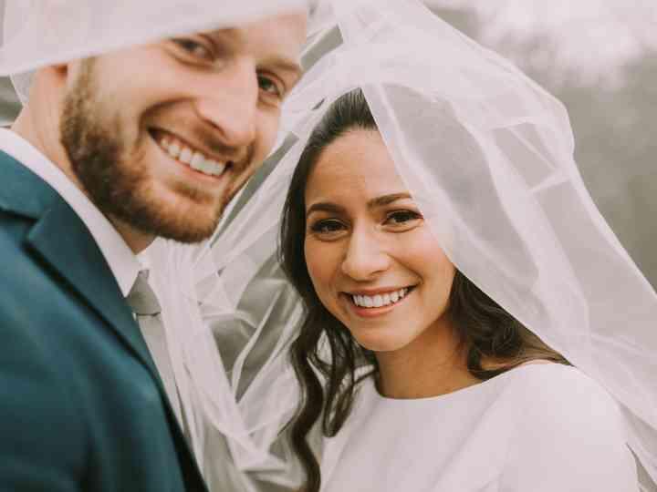 The wedding of Darius and Angela