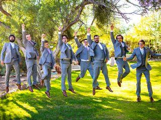 Sara and Michael's Wedding in Tucson, Arizona 3
